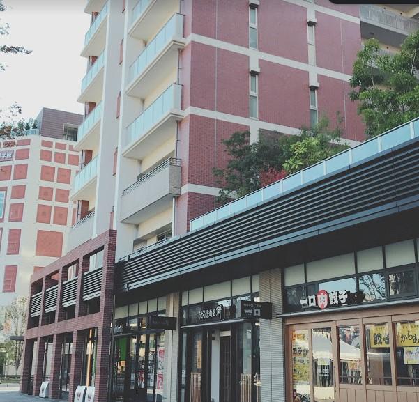 福岡市中央区六本松