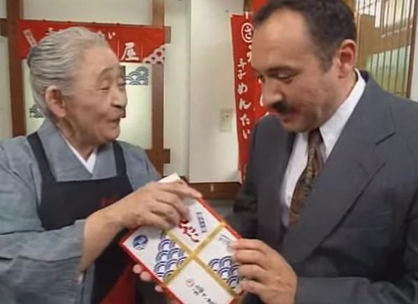 福岡 博多からしめんたいこ